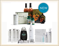 NuSkin Anti-aging and nutrional supplements